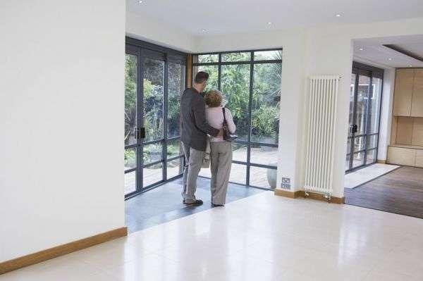 Как окрашивать бетон?