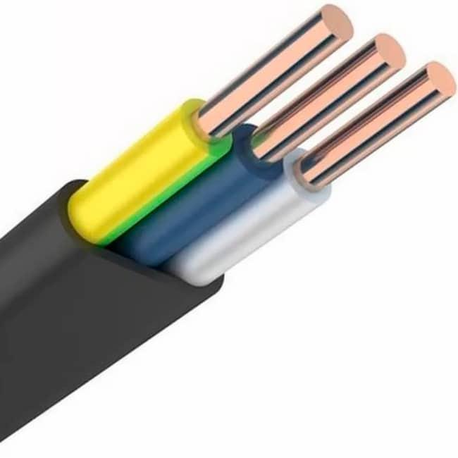 Для чего нужен кабель ВВГнг-LS
